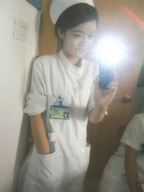 护士生活照组图