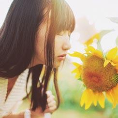 花与你的邂逅 女生头像