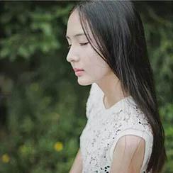 清新唯美 女生头像
